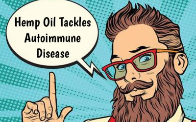 Hemp Oil for Autoimmune Disease & Fibromyalgia