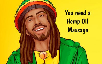 Why You Should Try a Hemp Oil Massage